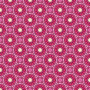 Pink Kaleidoscopes
