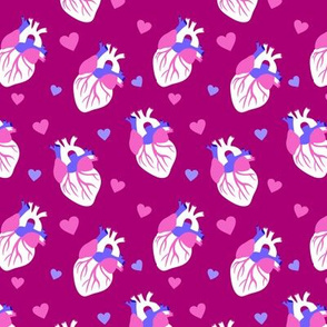 Take My Heart on Hot Pink