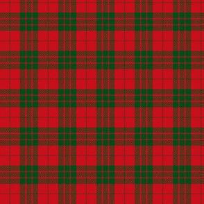 "MacGregor of Glenstrae 1829 tartan, 1.5"""