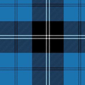 "Ramsay blue hunting tartan, 6"""
