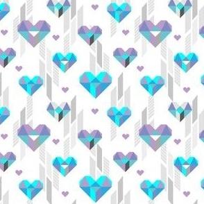 Geometric Hearts