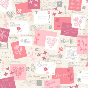 Love Letters - Valentines