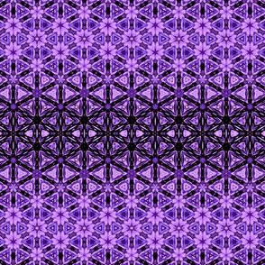 Quilting in Purple Design No 10 Metamorphasis