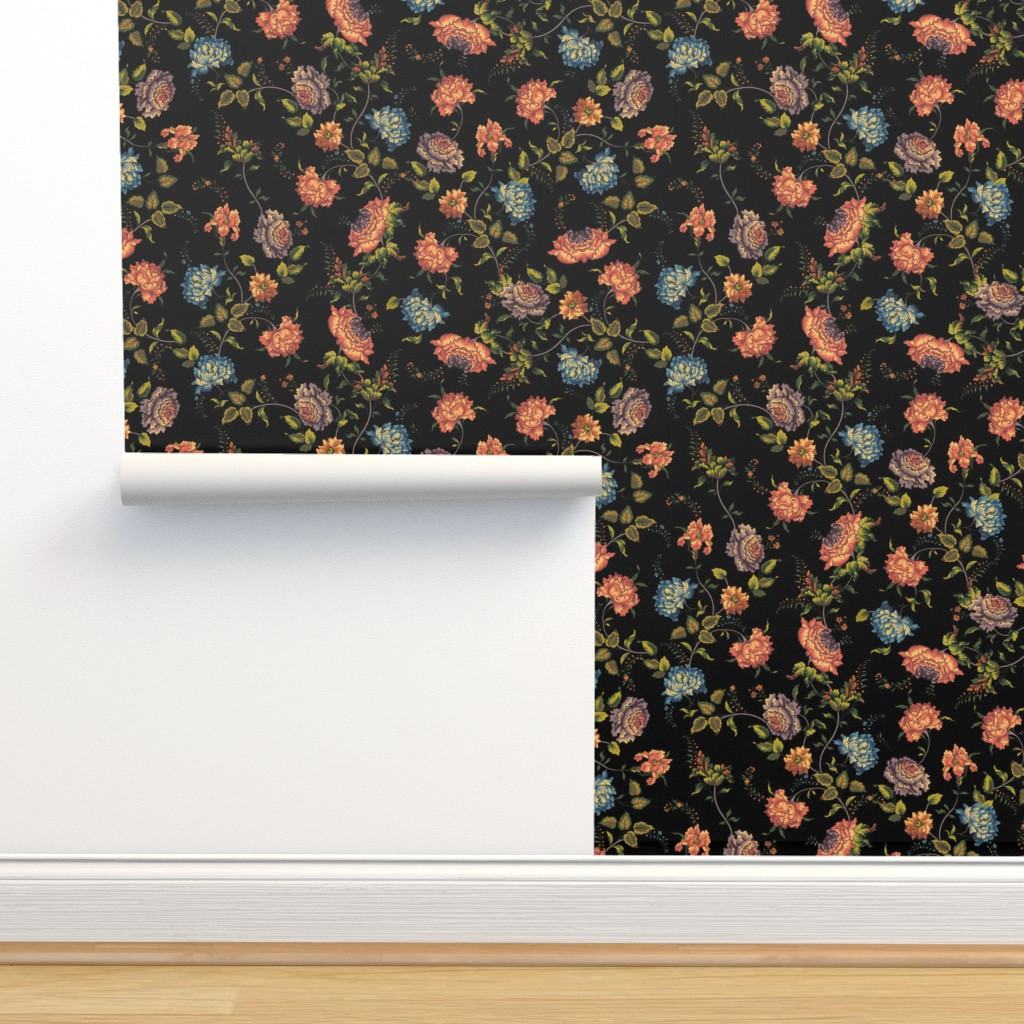 Isobar Durable Wallpaper featuring Alstan sable by lilyoake