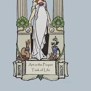 Classical Art Goddess