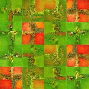 Collage CheaterQuilt