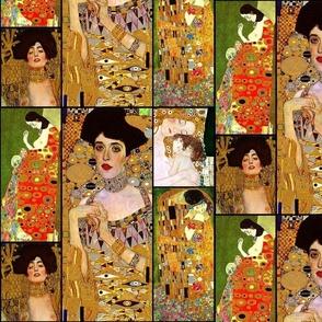 Gustav Klimt, Large Scale