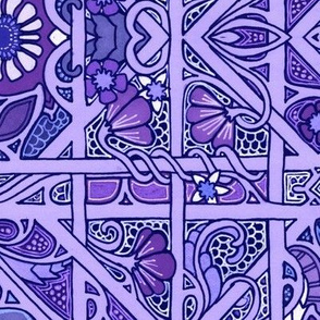 Lavender Ladders