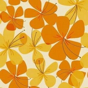 Hawaiian Tiki Flowers