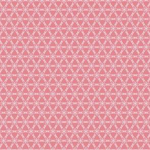 Japanese Flowers - Pastel Pink