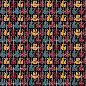Rockabilly black 3x3