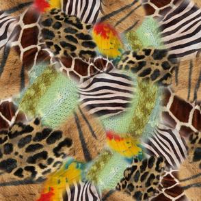 Wild for Animal Print