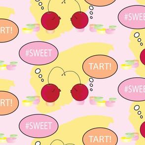 Cherry Sweet Tart Love