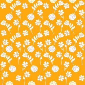 Floral Waves - Sunshine