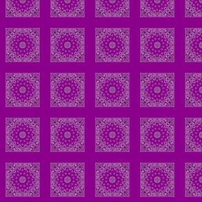 h300s100v054-Bandanna-Paisley Round-Dark Magenta