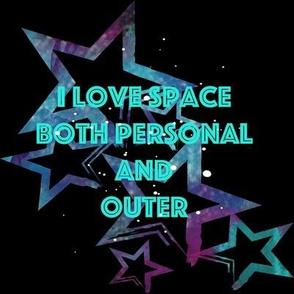 I love space!