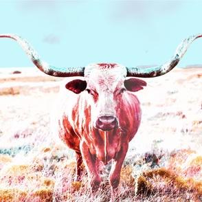 LongHorn Pasture 1 yard