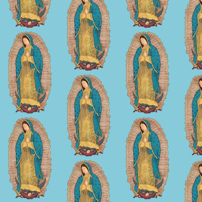 Medium Our Lady of Guadalupe