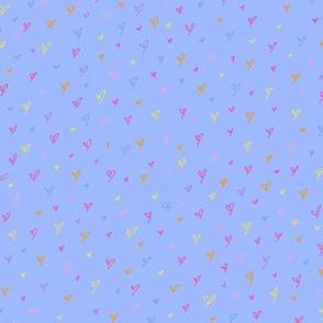 Signature Valentine's Day Hearts Confetti