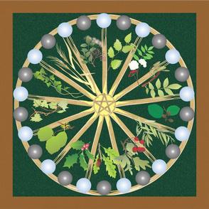 Celtic Calendar Earth-based