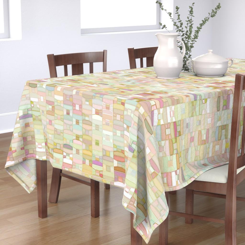 Bantam Rectangular Tablecloth featuring Bottleshop - Taos by ormolu