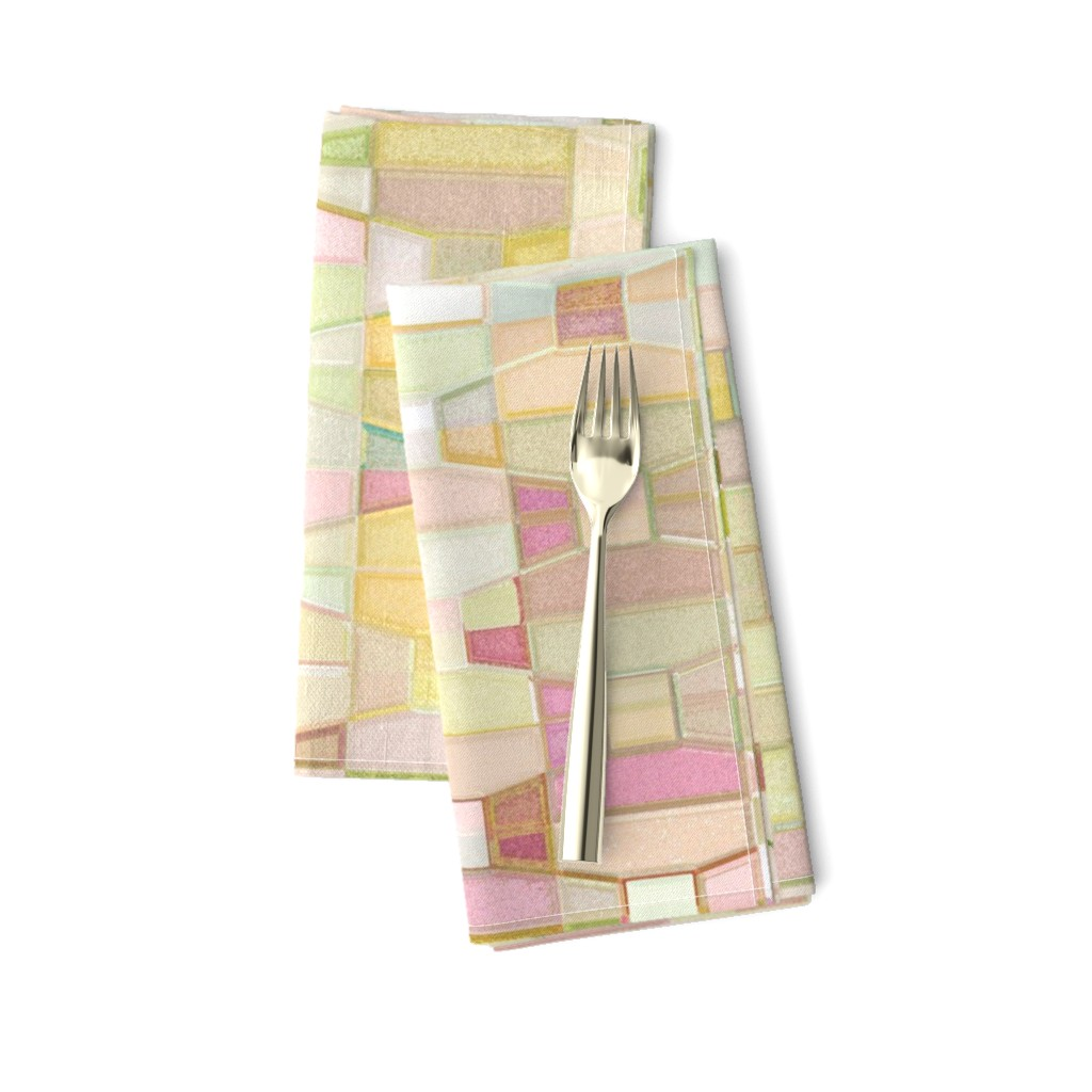 Amarela Dinner Napkins featuring Bottleshop - Taos by ormolu