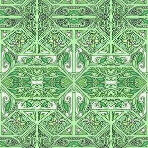 Lacy Green Scene