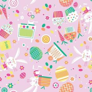 Easter Bake (pink)