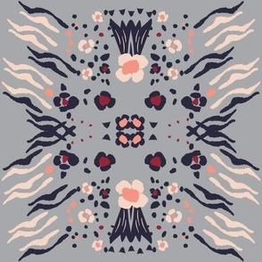 Animal Print Blush