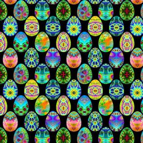 Pysanky Fractal Eggs