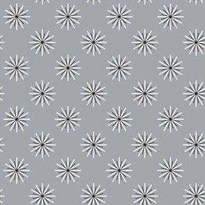 Ski Sparkles (Monochrome)