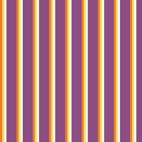 candy corn vertical stripes