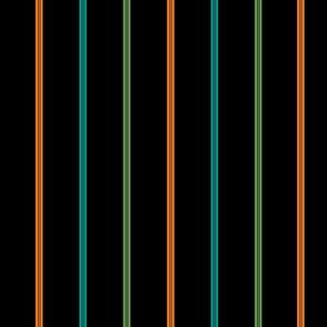 small vertical stripe