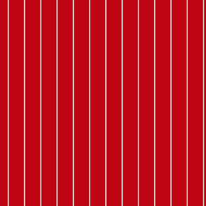 Christmas red stripes
