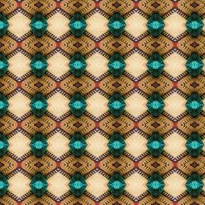 Turquoise Weavings