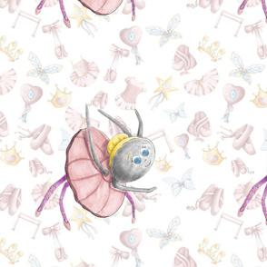 Ballerina_Bugs_Scatter_Spider