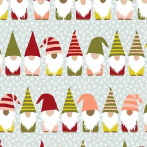 *NEW* CHRISTMAS GNOMES  - NEW COLORS
