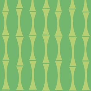 Modern Bamboo green