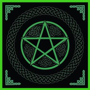 Celtic Pentacle