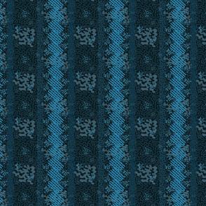 Blue texture tile