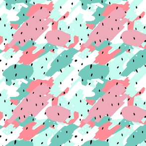 Pastel Camouflage