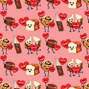 Food Valentines