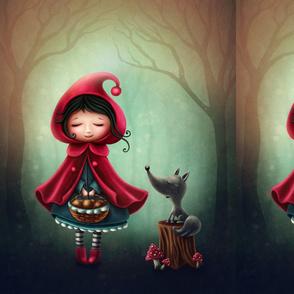 little red hood tdm