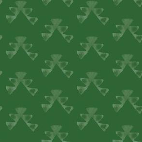 19-01J Forest Hunter Green _ Miss Chiff Designs