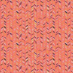 coral-chevron