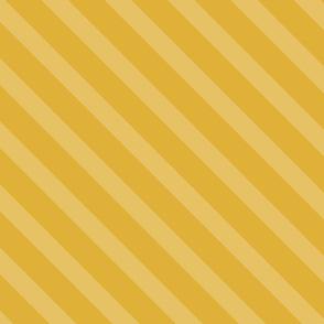 Diagonal Stripes Yellow