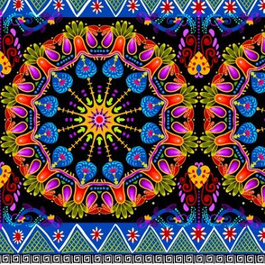 Pysanky Batik