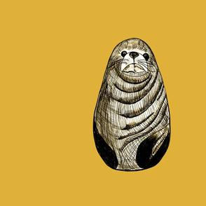 Panel Seal Yellow