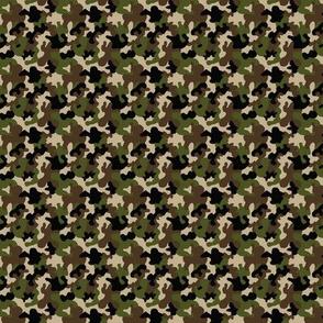 Camo Army Colors 1:6