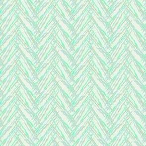 herringbone green